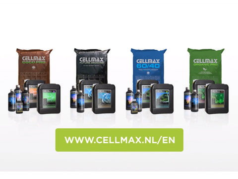 Cellmax.nl - Range of Nutrition & Media