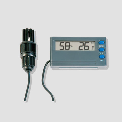 ETI Ltd Therma-Hygrometer with Max/Min & Alarm Functions