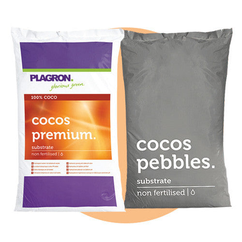 Plagron Coco / Plagron Mix Review