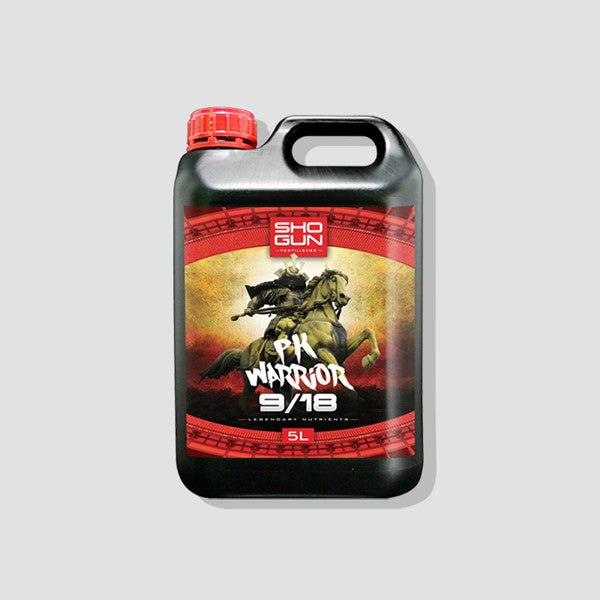 Shogun Fertilisers PK Warrior 9/18