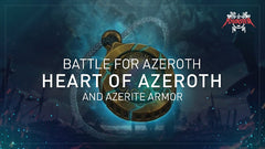 Heart of Azeroth and Azerite Armor