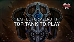 TOP 3 TANKS IN BATTLE FOR AZEROTH | Best Warcraft Guides