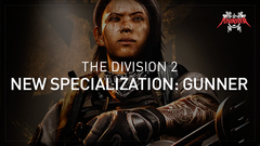 Division 2 New Specialization Gunner and New Exotic Holster released!