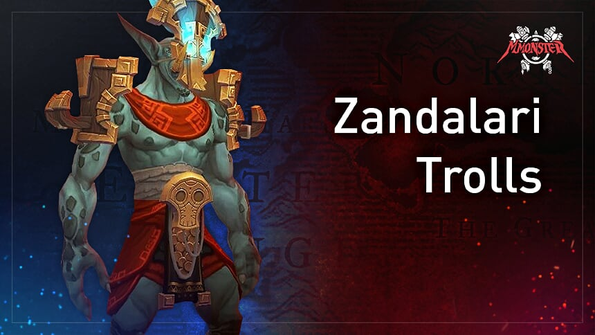 Zandalari trolls allied race bfa
