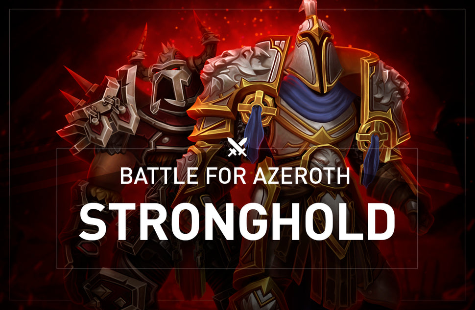Battle for Azeroth Stronghold