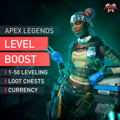 Apex Legends Leveling Boost - MmonsteR