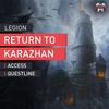 Return to Karazhan Access - MMonster