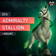 Admiralty Stallion Mount - MMonster