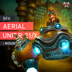 Aerial Unit R-21/X Mount - MmonsteR