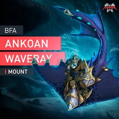 Ankoan Waveray Mount - MmonsteR