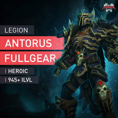 Antorus, the Burning Throne Heroic Full Gear