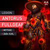 Antorus, the Burning Throne Mythic Full Gear - MmonsteR