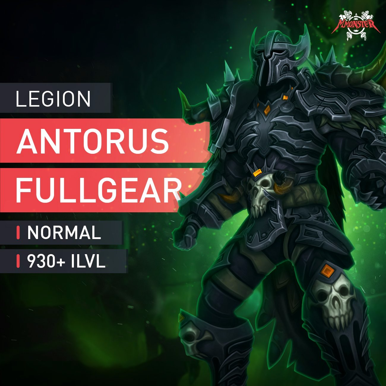 Antorus, the Burning Throne Normal Full Gear