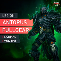 Antorus, the Burning Throne Normal Full Gear - MMonster