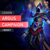 Argus Campaign - MmonsteR