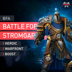 Battle for Stromgarde Heroic Warfront Boost - MmonsteR