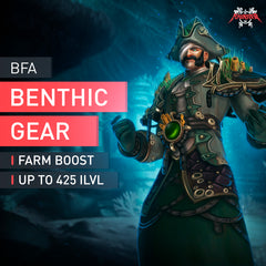 Benthic Gear Farm Boost - MmonsteR