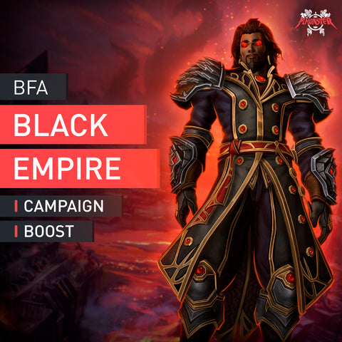 Black Empire Campaign Boost - MmonsteR