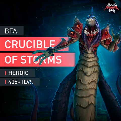 Crucible of Storms CoS Heroic boost - MmonsteR