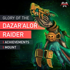 Glory of the Dazar'alor Raider - MmonsteR