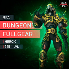 Heroic Dungeons Full Gear - MMonster