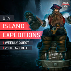 Island Expeditions Weekly Quest - MMonster