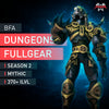 Mythic Dungeons Full Gear - MMonster