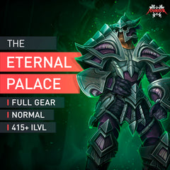The Eternal Palace Normal Full Gear - MmonsteR