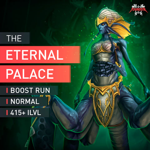 The Eternal Palace Normal Boost run - MmonsteR