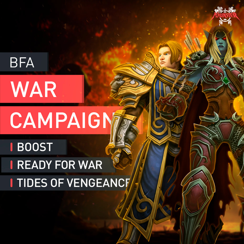 War Campaign Boost Ready for War Tides of Vengeance Island Expeditions Access