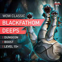 Blackfathom Deeps Dungeon Boost Run - MmonsteR