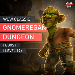 Gnomeregan Dungeon Boost Run - MmonsteR