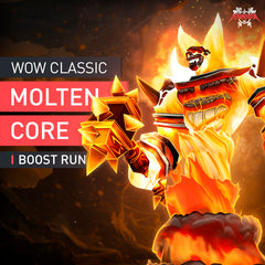 Molten Core Raid Boost Run - MmonsteR