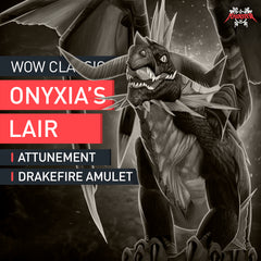 Onyxia's Lair Attunement Boost - MmonsteR