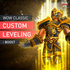 WoW Classic Custom Leveling Boost