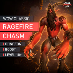 Ragefire Chasm Dungeon Boost Run