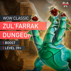 Zul'Farrak Dungeon Boost Run