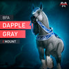 Dapple Gray Mount - MMonster
