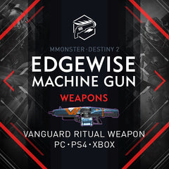 Destiny 2 Edgewise Legendary Machine Gun