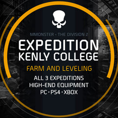 Kenly College Expedition Boost - MmonsteR