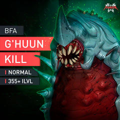 G'huun Normal Kill - MMonster