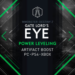Destiny 2 Gate Lord's Eye Artifact Boost