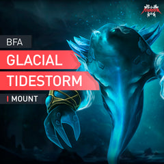 Glacial Tidestorm Mount - MMonster