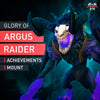 Glory of the Argus Raider - MMonster
