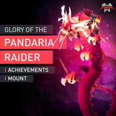 Glory of the Pandaria Raider - MmonsteR