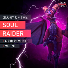 Glory of the Dragon Soul Raider - MMonster