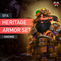 Gnome Heritage Armor Set - MmonsteR