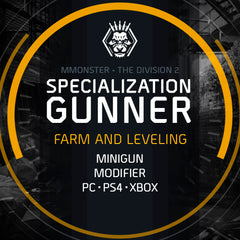 Gunner Specialization Boost - MmonsteR