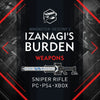 Destiny 2 Izanagi's Burden Exotic Sniper Rifle - MmonsteR