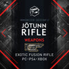 Destiny 2 Jotunn Energy Fusion Rifle - MmonsteR